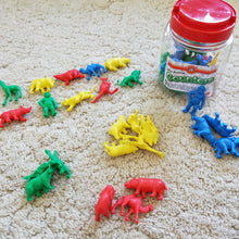 Wild Animal Counters - 40pcs