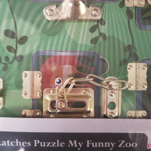 Zoo Latch puzzle
