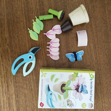 Wooden flower building toy - Tender leaf