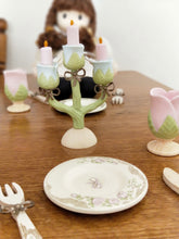Beautiful girls princess dinner set - Djeco desined in Paris