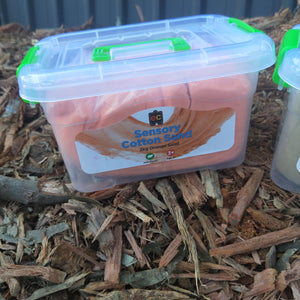 Sensory Cotton Sand - 2 Kilo Tub