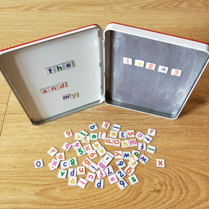 Magnetic Activity Tin Set