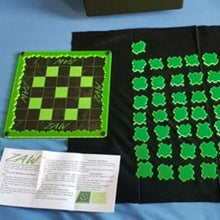 Zac game board game like a jigsaw chess puzzle for up to 4 players