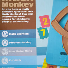 Maths monkey