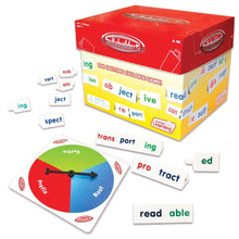 Syllable game - Junior Learning - Educational word building game