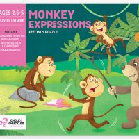 Monkey expressions - show what you feel and why
