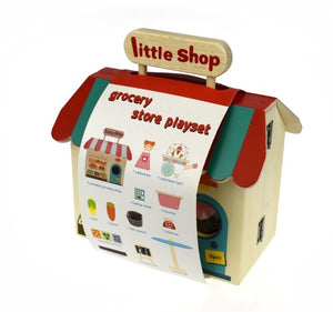 Grocery store play set - Kaper Kidz