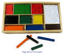 Cuisenaire rod set - 308pcs