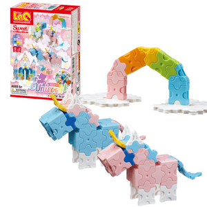 LaQ Construction model building kits for kids and adults