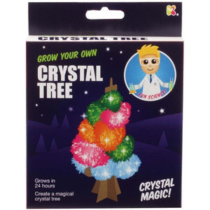Grow your own Crystal tree kit