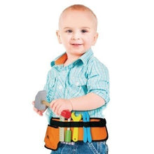 Kids Tool belt and wooden tool set