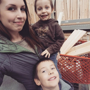 Finding the balance: Business/Motherhood