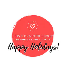 Love Crafted Decor