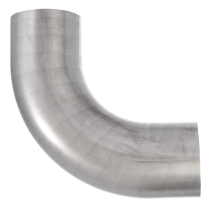 "Mandrel Bend 90 Degree - Outside Diameter 63mm (2 1/2"" Inch), Unpolished Stainless Wall Ulti Grade"