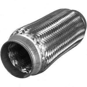 "Exhaust Flex - Inside Diameter 57mm (2-1/4"" Inch), Length 250mm (10"" Inch)"