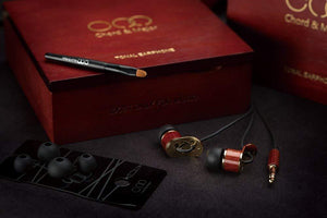 [Chord & Major] 9'13 Classical Tonal Earphone