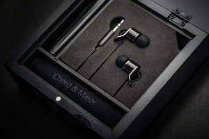 [Chord & Major] 8'13 Rock Tonal Earphone