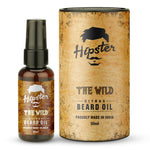 Hipster The Wild Citrus Beard Oil - Beespot.in