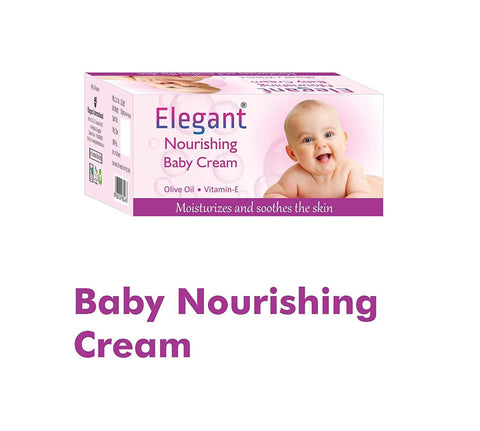 Elegant Nourishing Baby Cream 100gm - Beespot.in