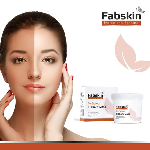 Fabskin Tan Defeat Therapy Mask 300gm - Beespot.in