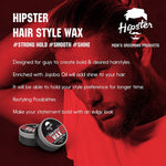 Hipster HairStyle Wax 50gm - Beespot.in