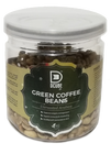 Dcube Green Coffee Beans 200G - Beespot.in