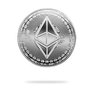 Cryptochips | Ethereum Classic (ETC) Physical Crypto Coin | Collectable Crypto You Can HODL
