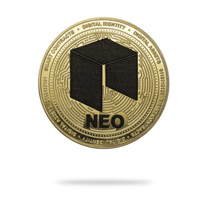 Cryptochips | NEO Physical Crypto Coin | Collectable Crypto You Can HODL
