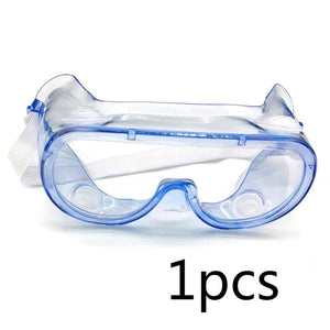 10 PCS Anti Fog Anti Dust  Eye Protection Safety Googles