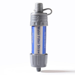 Portable Water Purifier Personal Emergency Water Filter Mini Filter 5000 L Filtration for Outdoor Activities