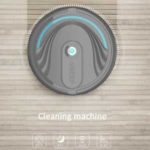 Creative Robot Vacuum Cleaner Smart Vacuum Cleaners Vaccum Robots Carpet Mop USB Charging Household Vacum Cleaner Vaccum