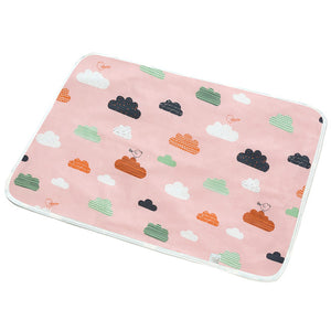 Waterproof Reusable Training Pad Dog Car Seat Cover Washable Dog Pet Diaper Mat Urine Absorbent Environment Protect Diaper Mat
