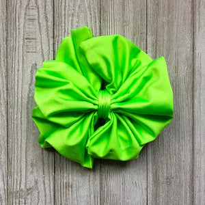 Lime Green Bow - B.B.Balencia