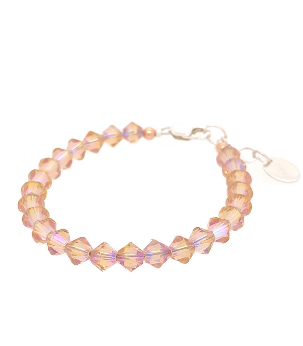 Liliana Crystal Stackable Bracelet - B.B.Balencia