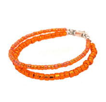 Load image into Gallery viewer, Ava Rae Double Strand Seed Bracelet - B.B.Balencia