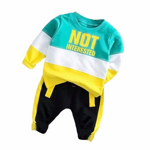 Not Interested Sport Suit - B.B.Balencia