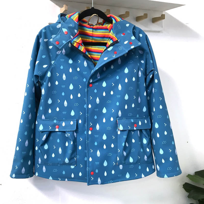 Tilly Edan Raindrop Coat