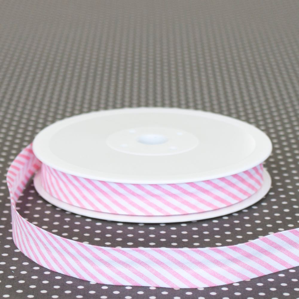 18mm Stripe Bias Binding - Frumble Fabrics