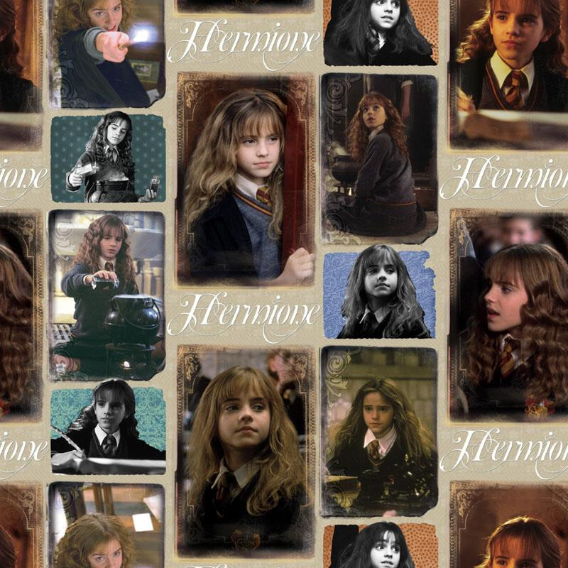 Harry Potter Hermione Granger Fabric by Camelot