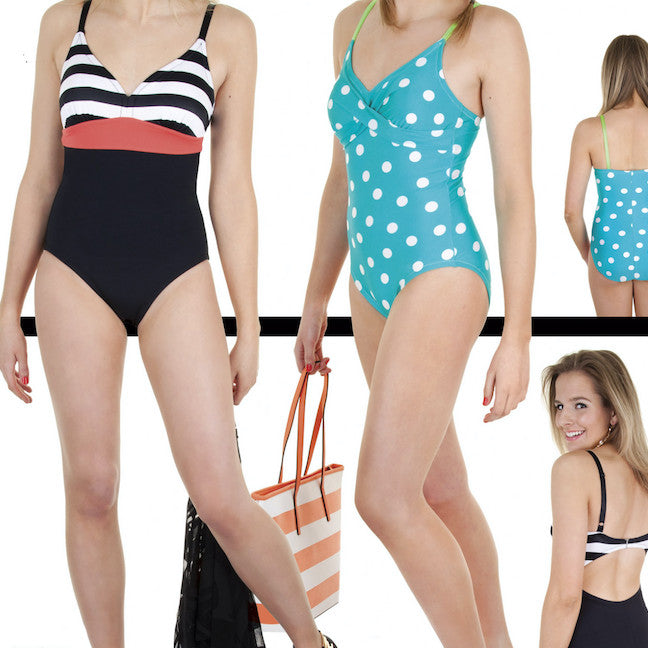One Piece Swimsuit - Jalie Sewing Pattern - Frumble Fabrics