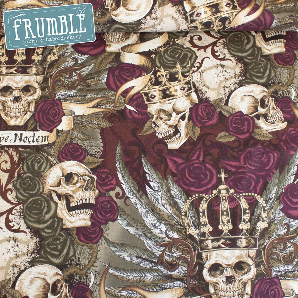 Royal Vintage - Frumble Fabrics