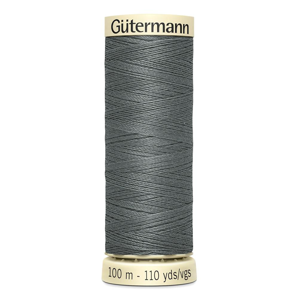 Sew All Thread 100m Reel - Colour 701 Grey - Gutermann Sewing Thread