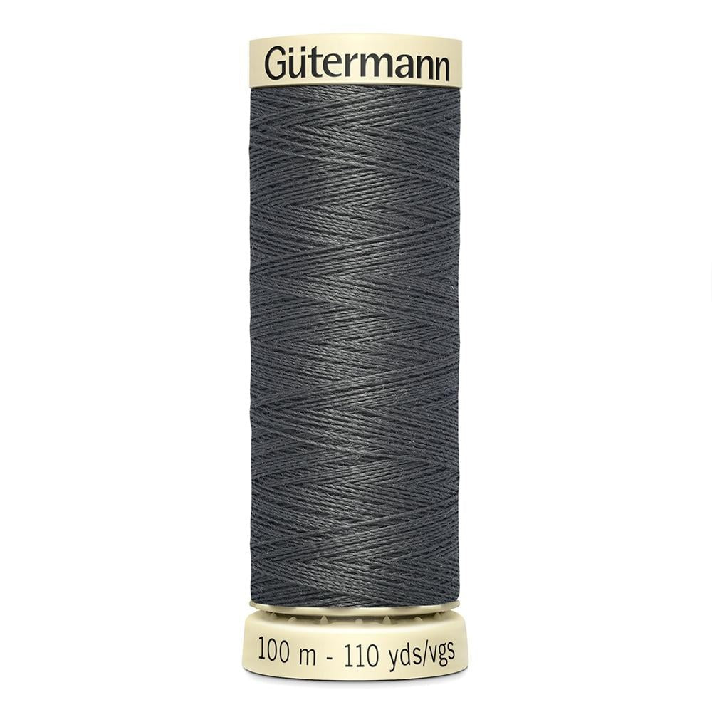 Sew All Thread 100m Reel - Colour 702 Grey - Gutermann Sewing Thread