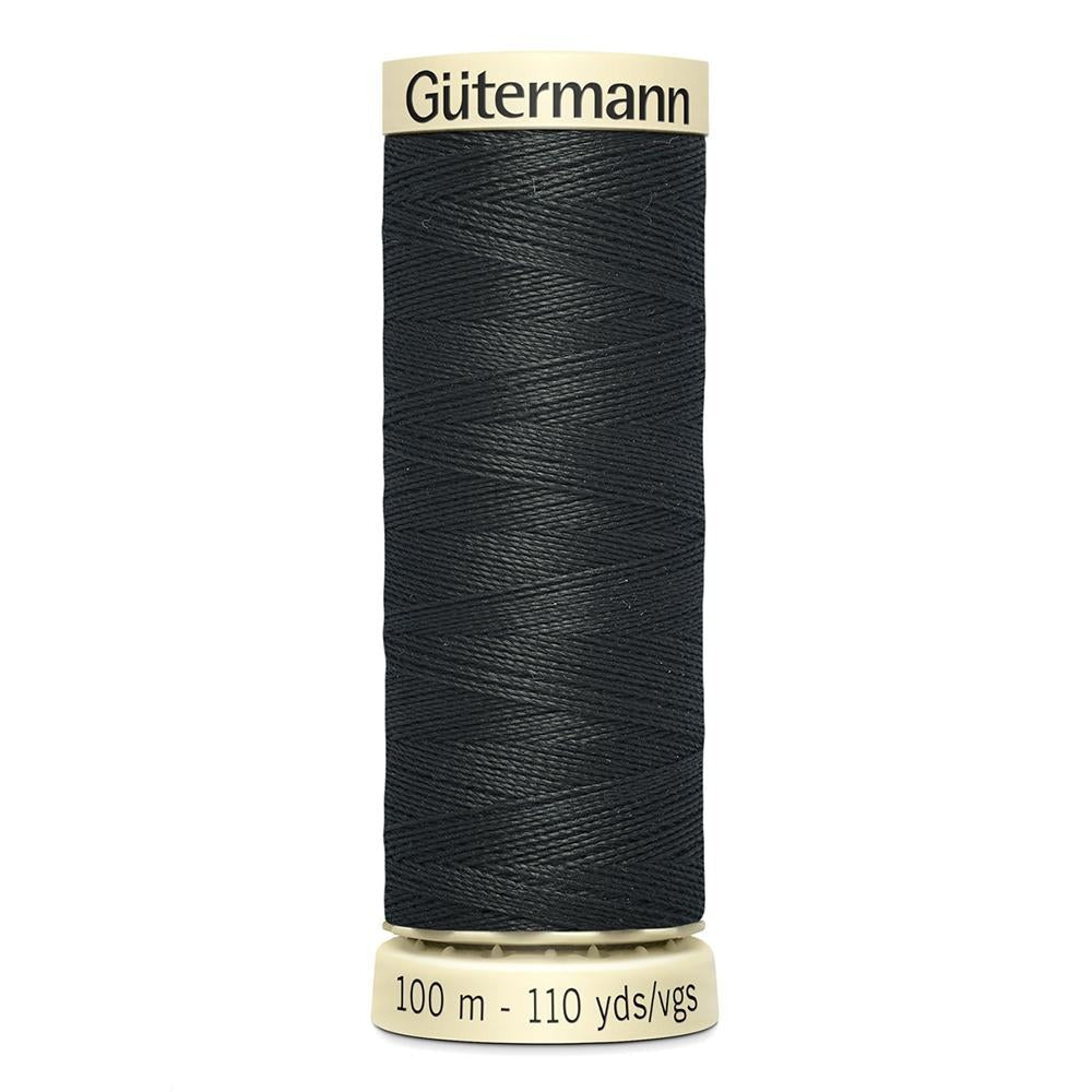Sew All Thread 100m Reel - Colour 755 Green Grey - Gutermann Sewing Thread