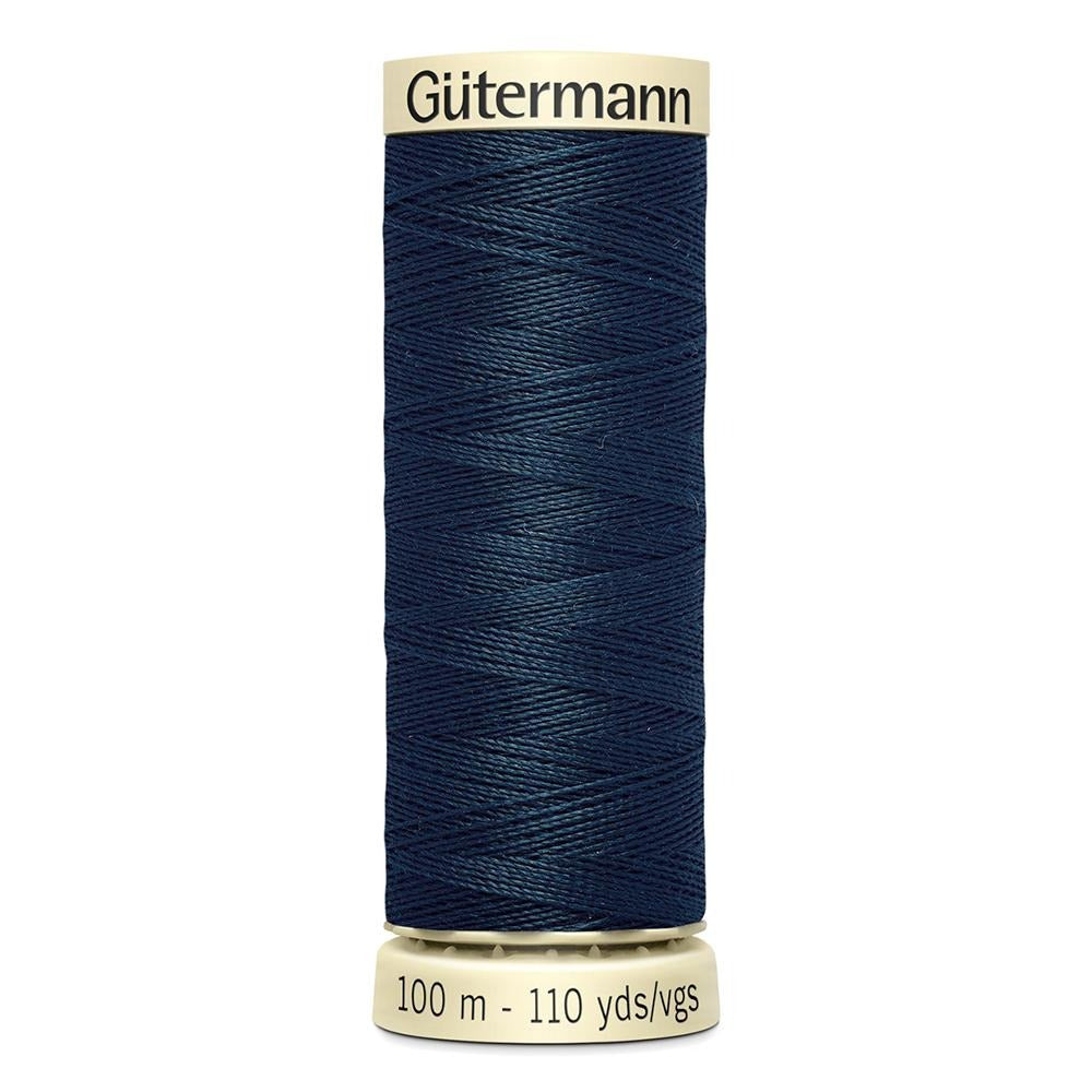 Sew All Thread 100m Reel - Colour 764 Blue - Gutermann Sewing Thread