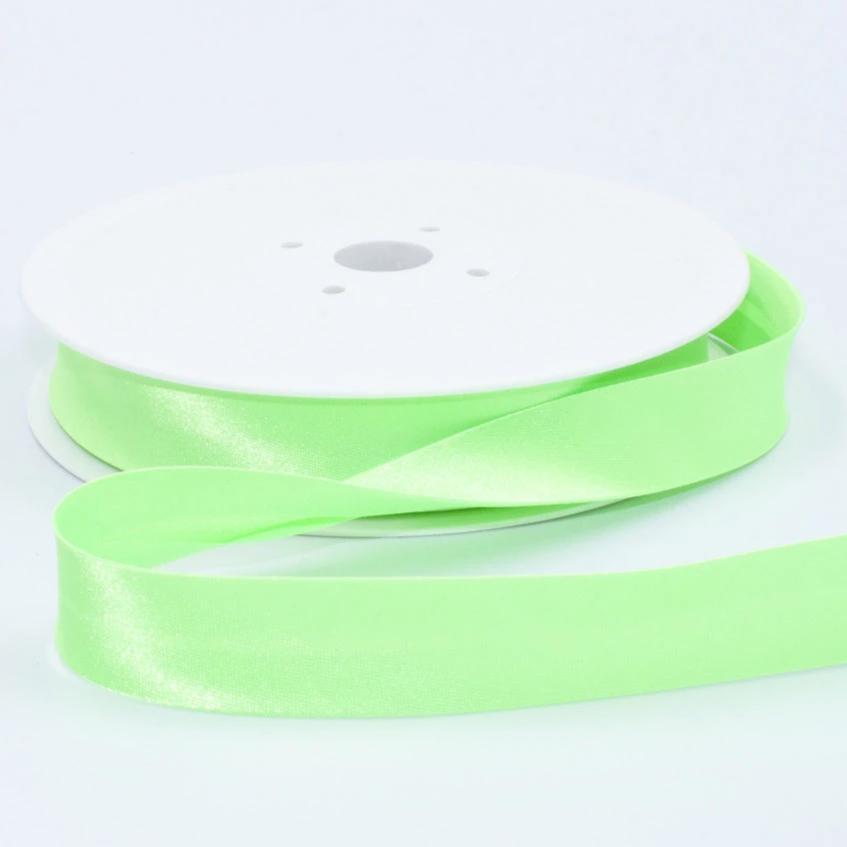 18mm Neon Satin Bias Binding - Frumble Fabrics