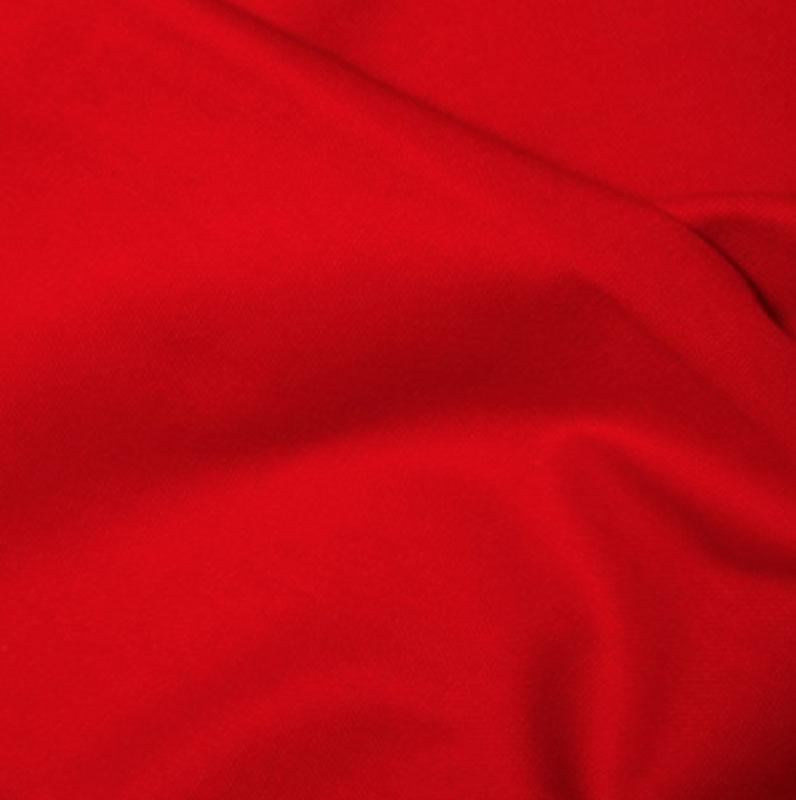 10oz Cotton Canvas Solids Red - Frumble Fabrics