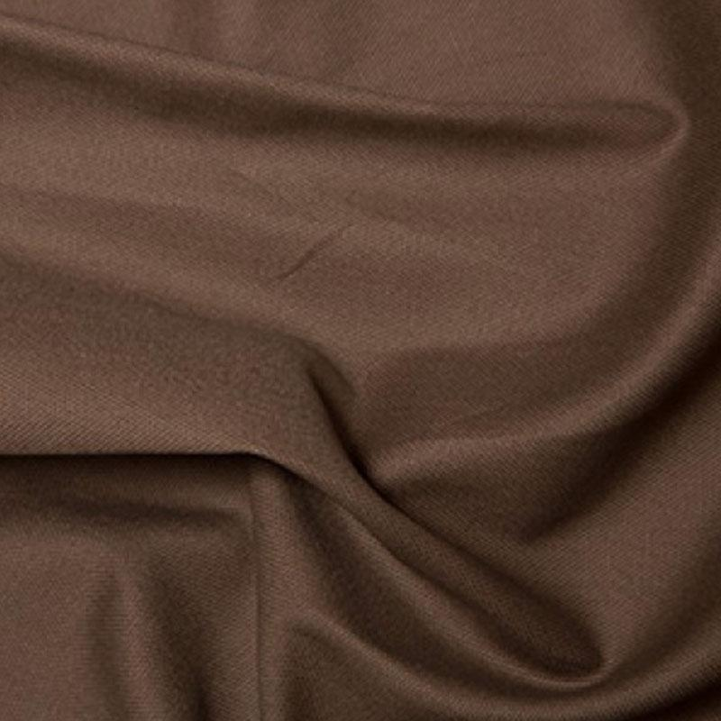 Cotton Canvas Solids Taupe Fabric by Solids