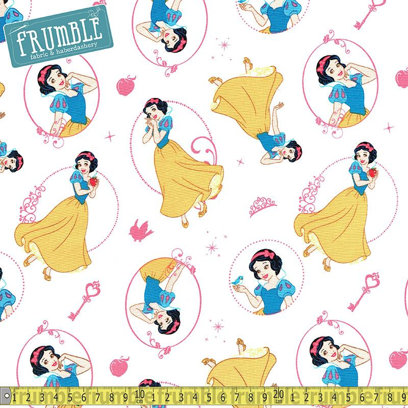 Disney Princess Snow White - Frumble Fabrics