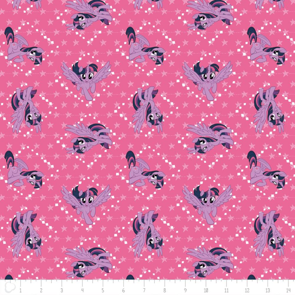My Little Pony Twilight Sparkle In Pink - Frumble Fabrics